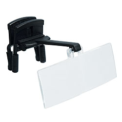 Clip On Spectacle Magnifier - Set of Four Price: $16.95