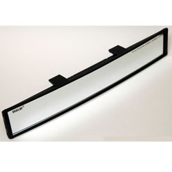 Oversized Rearview Car Mirror for Optimum Field of Vision Price: $48.75