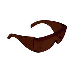 Noir Glasses Dark Amber Price: $47.45