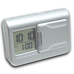 Shake-N-Lite Vibrating Alarm Clock with Backlight Price: $24.95