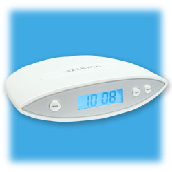 Talking Simplicity Alarm Clock - Spanish