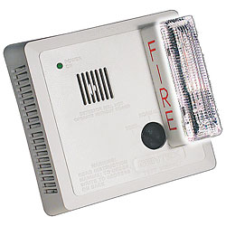 Gentex 90dB Strobe Smoke Alarm for the hearing impaired Price: $128.75