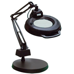 Electrix Desktop Magnifying Lamp - 3-Diopter Price: $169.95