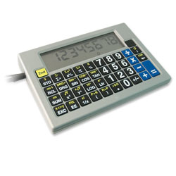 Sci-Pod Low Vision Scientific Calculator Price: $249.00