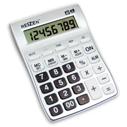 Talking Calculator with Alarm