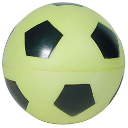 Beeping Foam Soccerball Price: $33.95