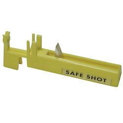 Safe Shot - Yellow Price: $11.95