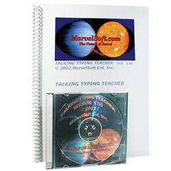 Talking Typing Teacher - Standard Price: $99.95