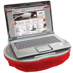 Laptop Tray - Ergonomic - Red Price: $27.95