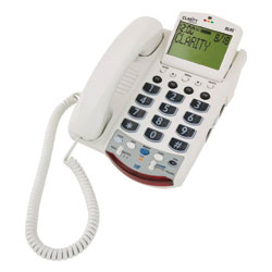 Clarity XL45 Amplified Big Button Speakerphone:50dB Price: $149.95