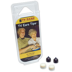 Replacement TV Ears Tips - 10 Tips Price: $24.95