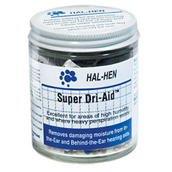 Super Dri-Aid Hearing Aid Dehumidifier Price: $19.95
