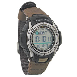 CASIO Pathfinder Vibrating Alarm Watch (Fishing) Price: $49.95