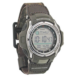 CASIO Pathfinder Vibrating Alarm Watch (Hunting) Price: $49.95