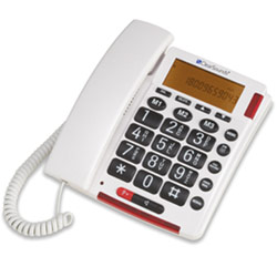 ClearSounds Talk 500 Talking Telephone Price: $119.95