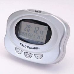 Hydas Pillow Vibrating Alarm Price: $19.70