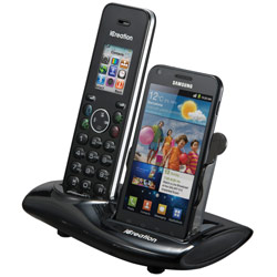 G700 iCreation Galaxy Dock-DECT Cordless Phone-Blk Price: $129.95