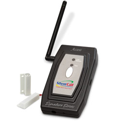 Silent Call Signature Series Door-Window Access Transmitter Price: $89.00