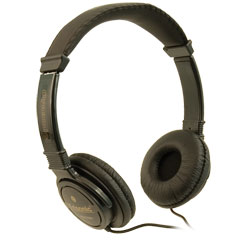 2-in-1 Combo Stereo Headphones and Earphones Price: $11.95