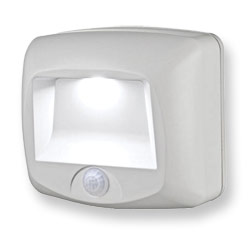 Wireless Motion Sensing Indoor-Outdoor Step Light Price: $22.99