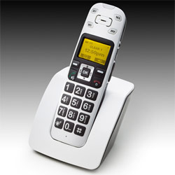 A400 Amplified Talking Cordless Phone Price: $129.95