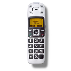 A400 Amplified Talking Cordless Phone-Exp. Handset Price: $79.95