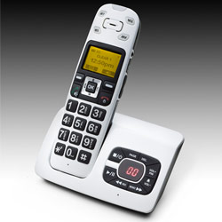 A500 Amplified Talking Cordless Phone-Answer Machine Price: $149.95