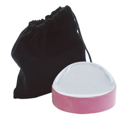 Reizen 65mm Dome Magnifier with Pink Ring Price: $19.95
