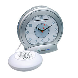 Sonic Boom Analog Vibrating Alarm Clock Price: $42.70