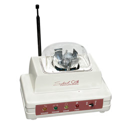 Silent Call Sidekick Receiver With Strobe Price: $184.50