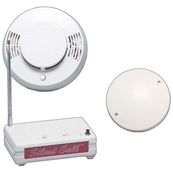 Shake-up Smoke Detector Kit with Vibrator Price: $287.00