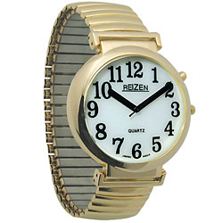 Reizen Illuminated Watch White Face - Black Numbers Price: $24.95