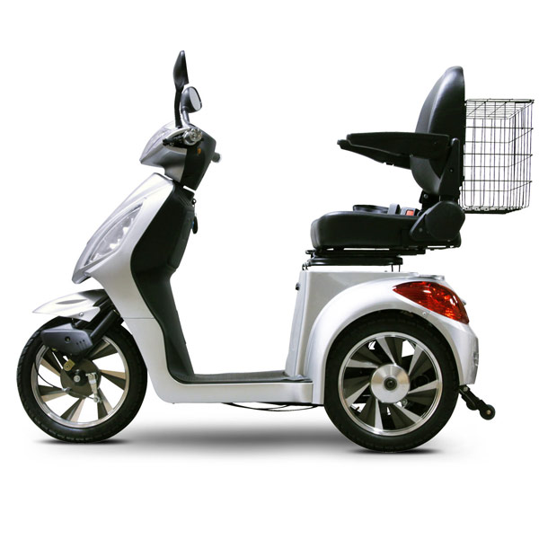 E Wheels Ew 36 3 Wheel Electric Senior Mobility Scooter