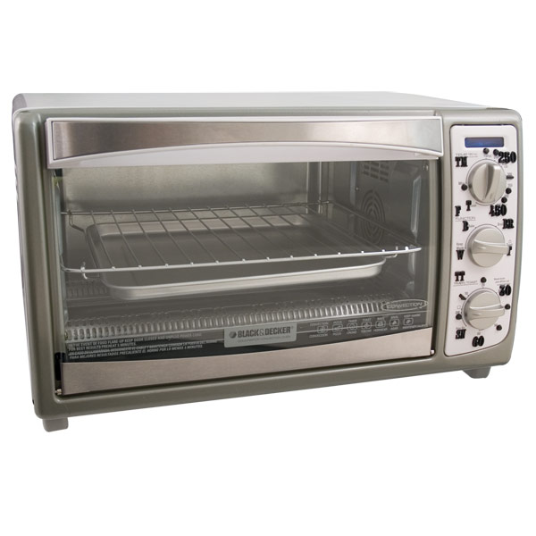 Tactile Convection Countertop Toaster Oven - Black - Small Appliances ...