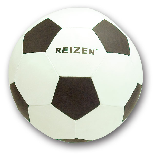 Reizen Super Soft Foam Soccer Ball With Rattle Ball