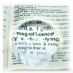 Reizen Dome Magnifier 4x 12D 80mm