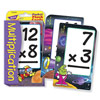 Low Vision Multiplication Pocket Flash Cards