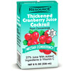 Resource Thickened Juice-Cranberry Nectar-8oz-27-cs
