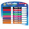 Dry Erase Markers - Low Odor Fine Point - 8 Colors