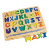 Sound Puzzle w-Braille Pieces- Talking Alphabet