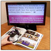 New ezRead Electronic Reading Aid - TV Digital Magnifier Mouse