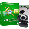 Maxi Combo 1-ZoomText 10 Magnifier-Camera-Tabletop