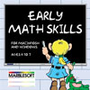Early Math Skills- For 5 Users -Software