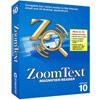 ZoomText 10 Magnifier-Reader