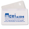 MaxiAids-Card-Magnifier-with-Case--2x